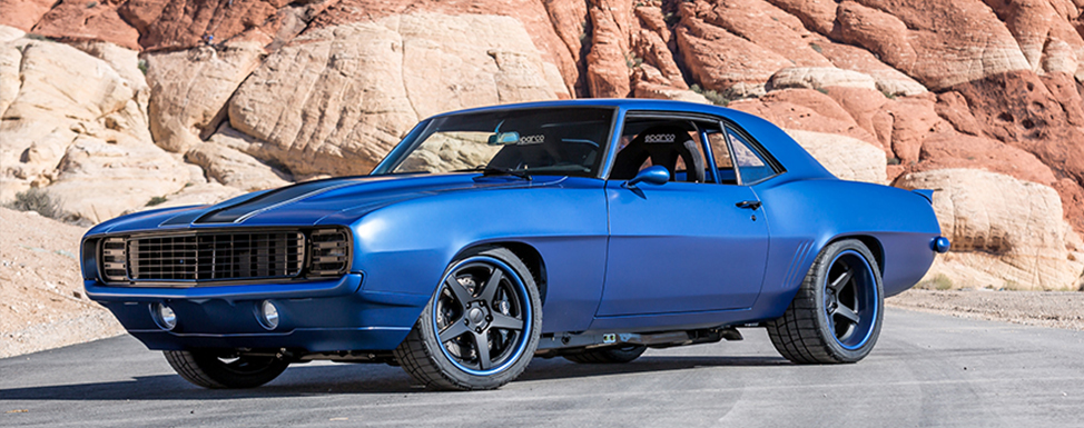 CR Supercars Pro Touring American Musclecars By Classic Recreations - Supercar classics